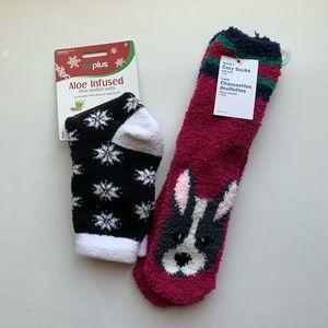 ❗️Fluffy Sock Bundle